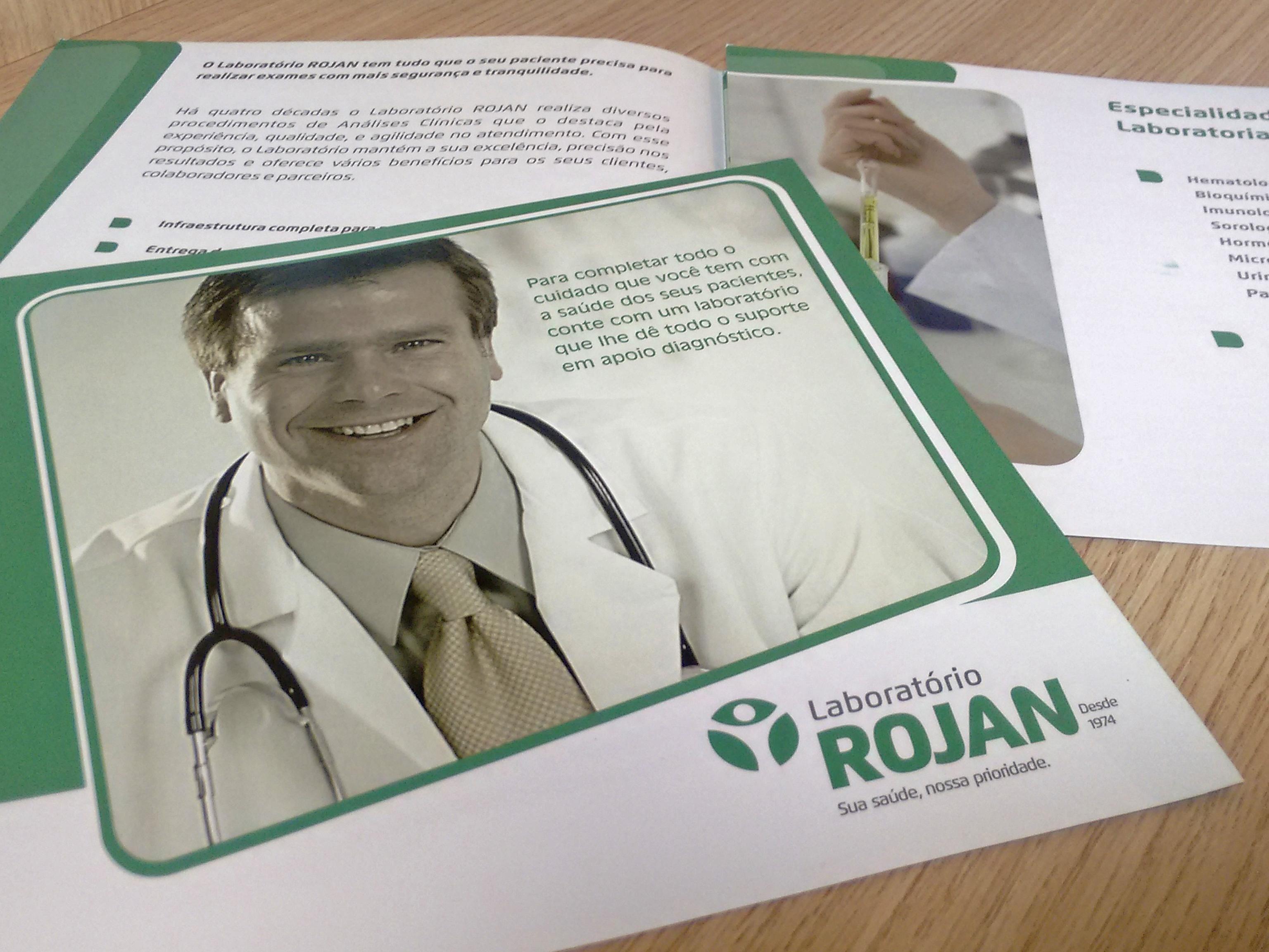 Laboratório Rojan