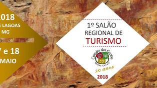 // 1º Salão Regional de Turismo para Sete Lagoas e região