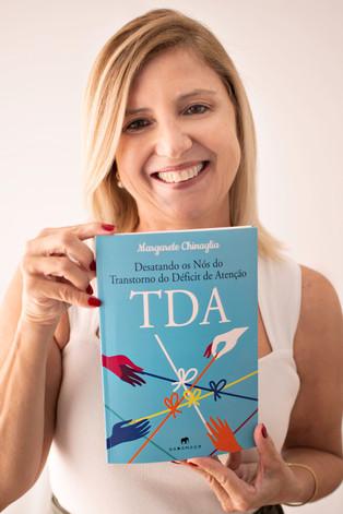 // Livro ensina a lidar com os obstáculos do Transtorno do Déficit de Atenção