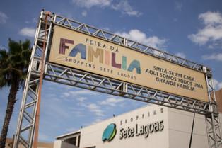 // Bailinho de Carnaval é atração desta semana na Feira da Família
