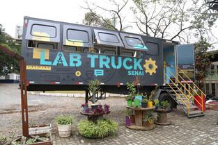 // Lagoa do Boa Vista recebe Lab Truck do SENAI de 10 a 12 de setembro
