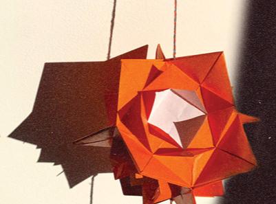 Origami de boas energias
