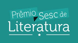 // Prêmio Sesc de Literatura está com inscrições abertas