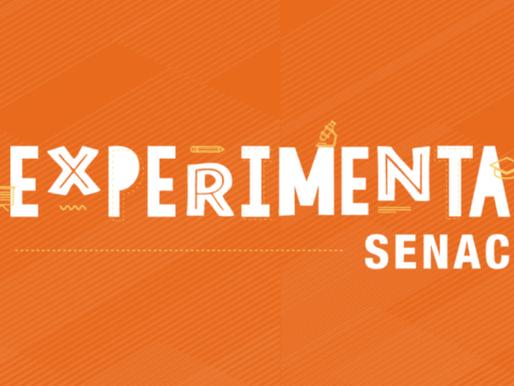 """""""Experimenta Senac"""" traz ciclo de palestras sobre atuação profissional e o mercado de trabalho"""