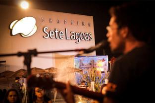 // Shopping Sete Lagoas tem programação musical gratuita em janeiro