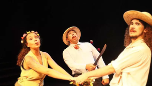 Grupo Carroça Teatral realiza turnê em Minas e Bahia
