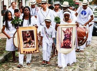 // Festejos do Reinado do Rosário em Ouro Preto