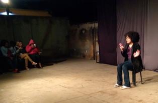 // Sarau Resistir das Minas dá voz à arte feminina