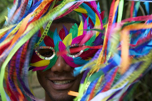 // Opções de Carnaval na região