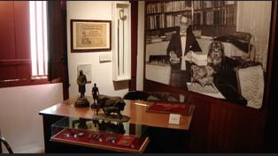 // Museu Casa Guimarães Rosa celebra seus 47 anos