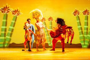 // O Rei Leão: musical de maior sucesso da história se apresenta em Sete Lagoas