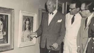 // Museu Mineiro realiza live com João Perdigão, biógrafo de Alberto da Veiga Guignard