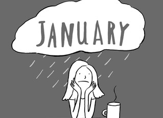 January Blues, what to do?