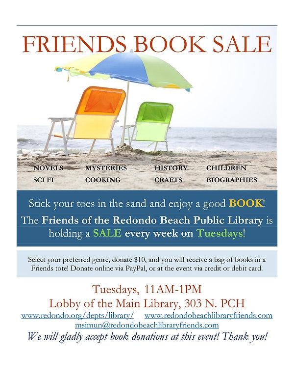 Friends bag o books sale Tuesdays.jpg