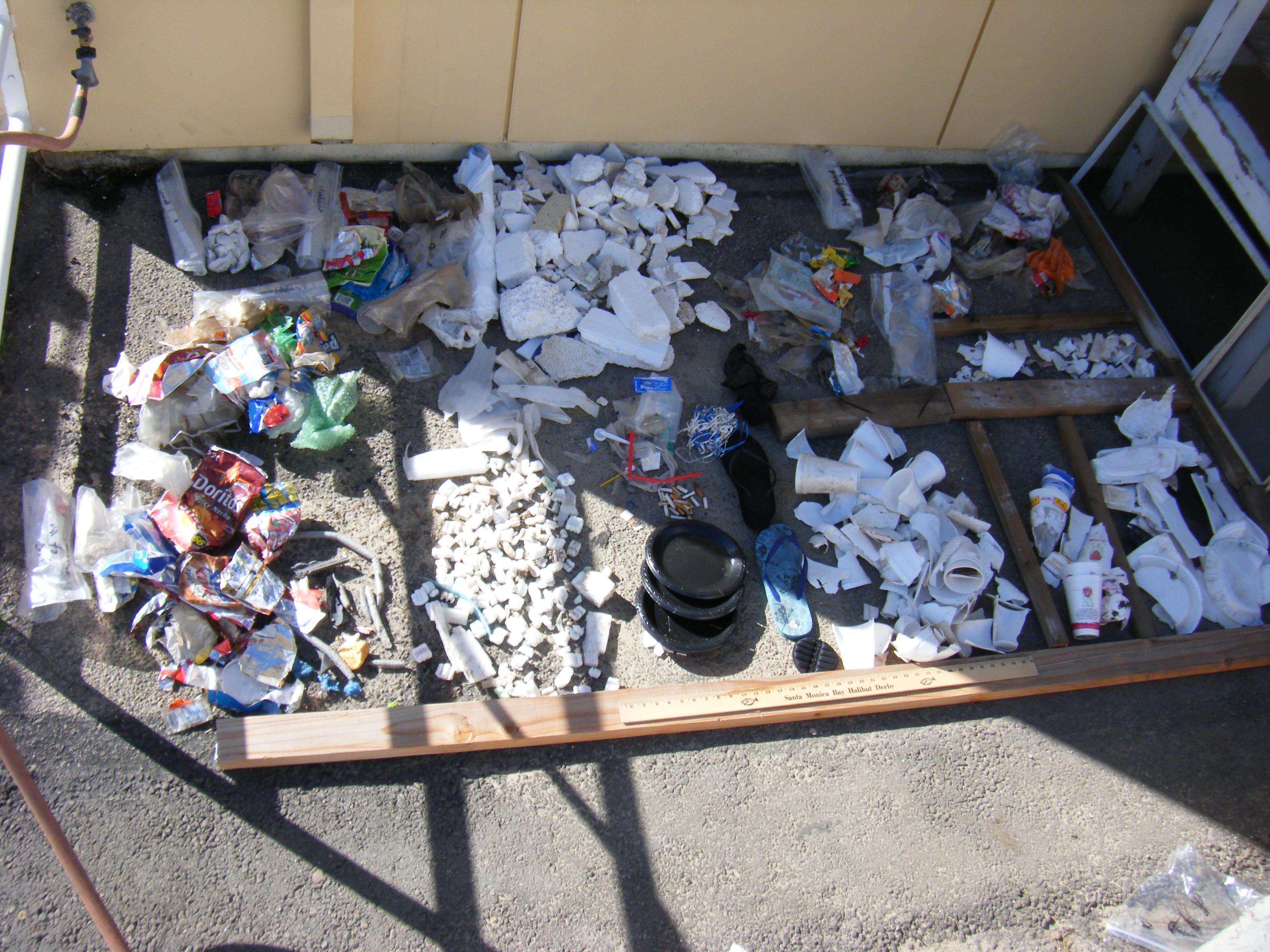 Sorted trash