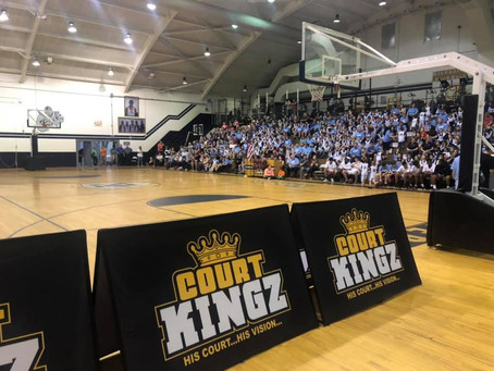 COURT KINGZ MAKES A IMPACT WITH UPWARD WILLAMSTON, NC - FEAT, TNT DUNK DUNK CHAMP , SIR ISAAC