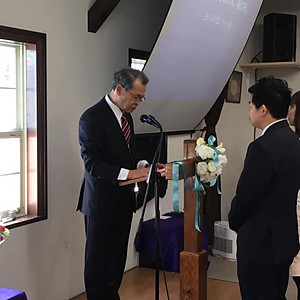 2018年11月25日 H兄・K姉婚約式