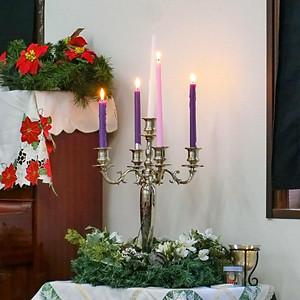 2019年12月22日 クリスマス礼拝