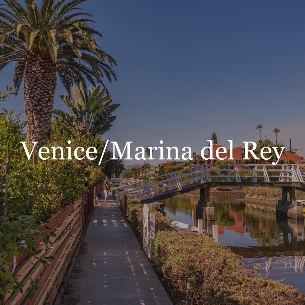 Venice/Marina del Rey