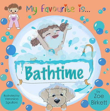 My Favourite Is... Bathtime
