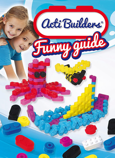 ACTI BUILDERS 170 pcs