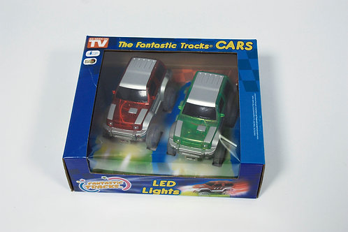 STARLYF FANTASTIC TRACKS 2 CARS