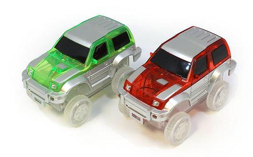 FANTASTIC TRACKS 2 CARS