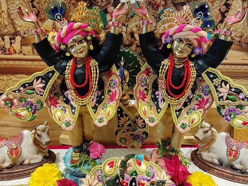 Gaur Nitai Dress Pant Set