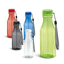 Squeeze em AS com capacidade de até 510 ml.