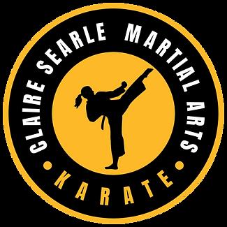 Karate logo (black) - transparent backgr