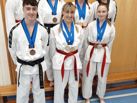 Taekwondo - Scottish Championships 2019 RESULTS