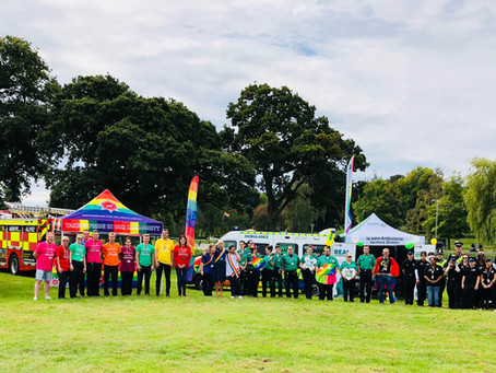 Herts Pride 2018