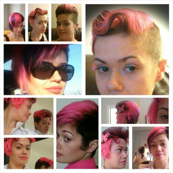 Amy's Pink