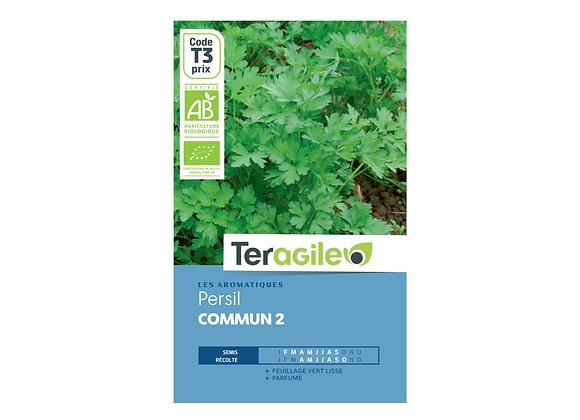 GRAINES PERSIL COMMUN 2 BIO 1.5G TERAGILE®