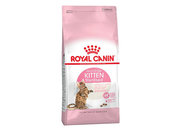 CROQUETTES CHATON ROYAL CANIN® KITTEN STERILISED - 400G