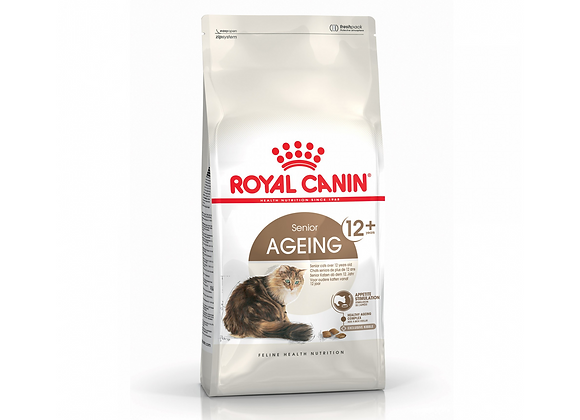 CROQUETTES CHAT ROYAL CANIN® SENIOR AGEING 12+ - 4KG