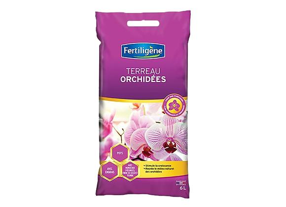 TERREAU ORCHIDÉES FERTILIGÈNE® - 6L