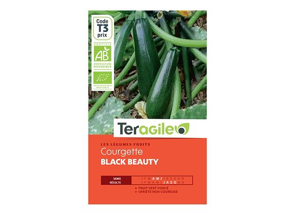 GRAINES COURGETTE BLACK BEAUTY BIO 3G TERAGILE®