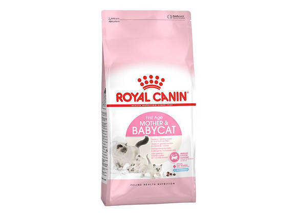 CROQUETTES CHATON ET CHATTE ROYAL CANIN® MOTHER & BABYCAT - 400G