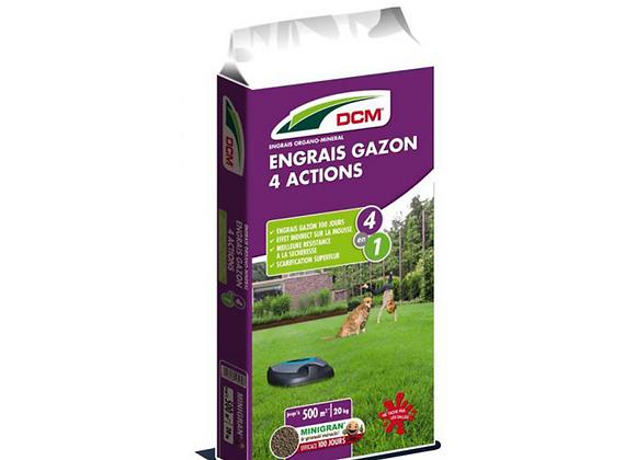 ENG GAZON 4 ACT 20 KG DCM