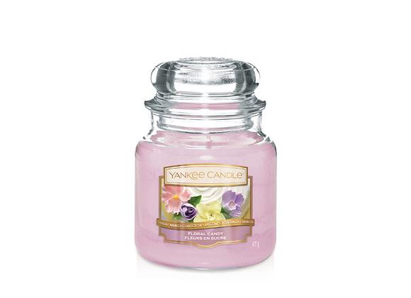 BOUGIE PARFUMÉE YANKEE CANDLE® FLEURS EN SUCRE