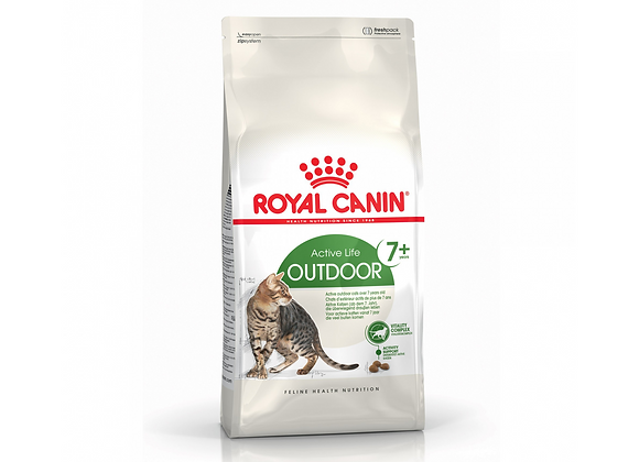 CROQUETTES CHAT ROYAL CANIN® ACTIVE LIFE OUTDOOR 7+ - 400G