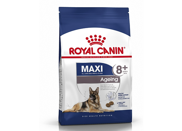 CROQUETTES CHIEN ROYAL CANIN® MAXI AGEING 8+ - 3KG