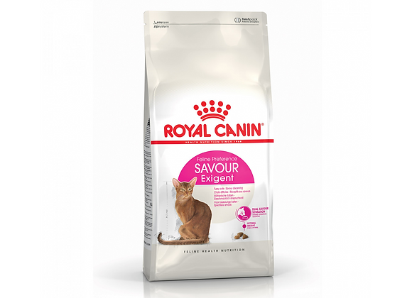 CROQUETTES CHAT ROYAL CANIN® SAVOUR EXIGENT - 400G