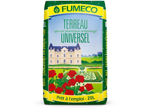 TERREAU UNIVERSEL 20L FUMECO