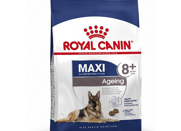 CROQUETTES CHIEN ROYAL CANIN® MAXI AGEING 8+ - 15KG
