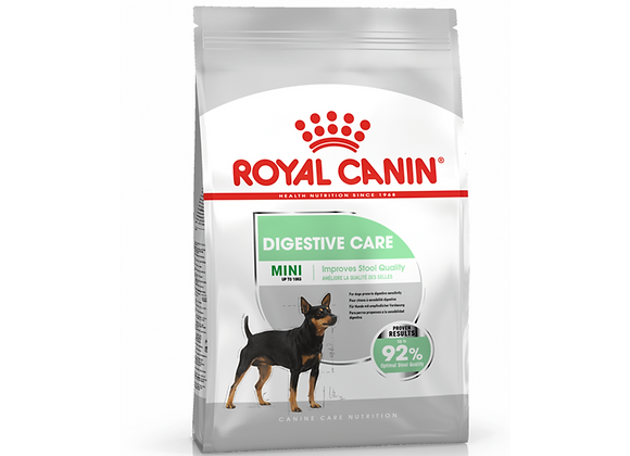 CROQUETTES CHIEN ROYAL CANIN® MINI DIGESTIVE CARE - 3KG