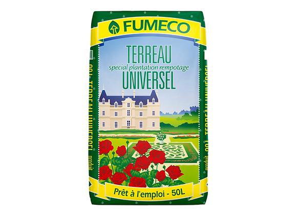 TERREAU UNIVERSEL REMPOTAGE FUMECO® - 50L