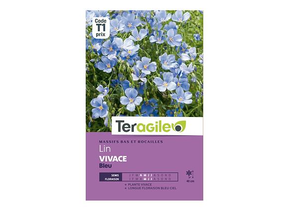 GRAINES LIN VIVACE BLEU 2G TERAGILE®