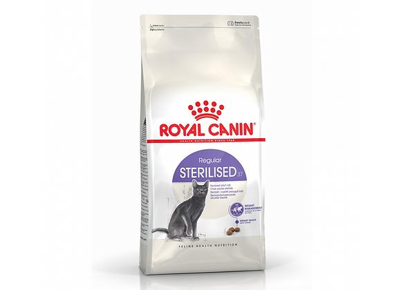 CROQUETTES CHAT ROYAL CANIN® REGULAR STERILISED 37 - 400G